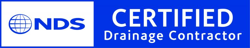 Certified Professional Drainage Contractor